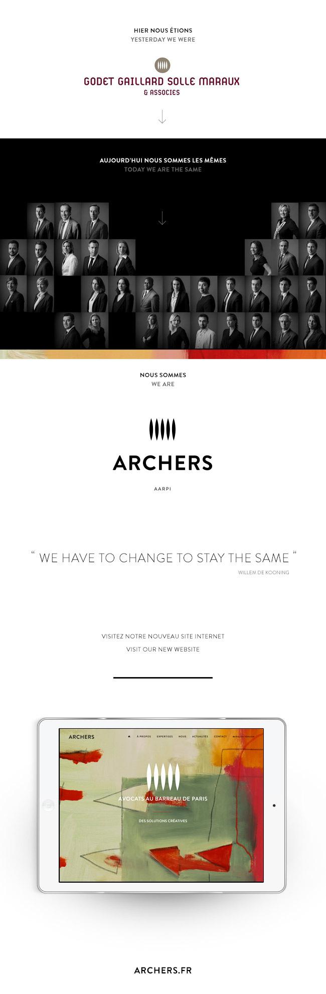 new site archers